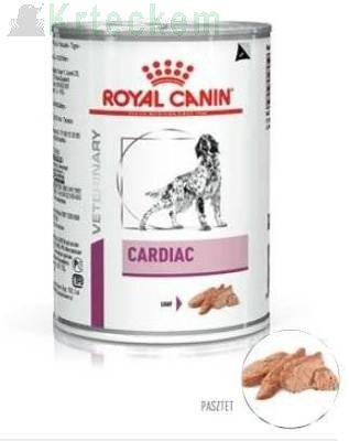 ROYAL CANIN Cardiac 6x410g konzerva