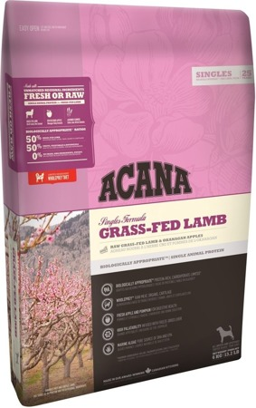 ACANA SINGLES Grass-Fed Lamb 6kg
