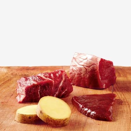 ANIMONDA GranCarno Sensitiv Adult Dog chuť: Hovězí maso, brambory 800g