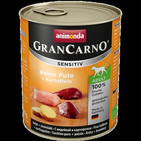 ANIMONDA GranCarno Sensitiv Adult Dog chuť: Krocan + brambory 800g