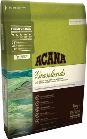 Acana Grasslands Cat 5,4kg
