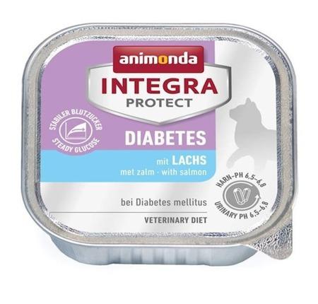Animonda Integra Protect Adult Diabetes Losos 100g