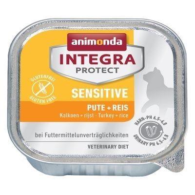 Animonda Integra Protect Adult Sensitive Krocan a rýže 100 g
