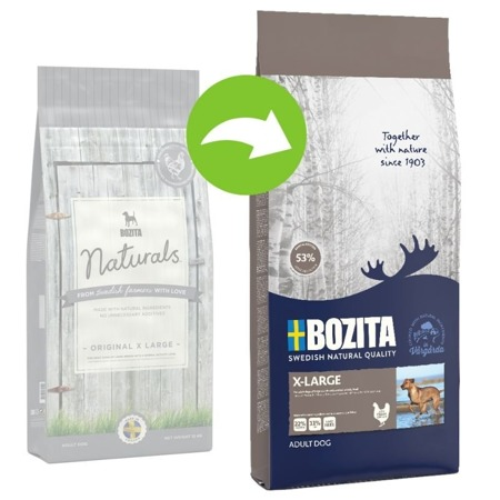 BOZITA Dog Original X Large 12kg