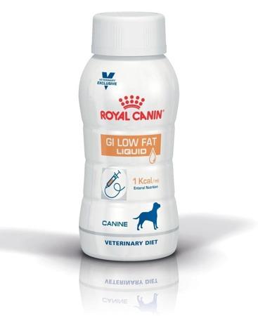 ROYAL CANIN GI Low Fat Liquid 3x0,2L