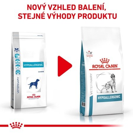ROYAL CANIN Hypoallergenic DR21 14kg