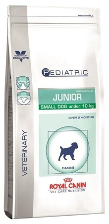 ROYAL CANIN Pediatric Junior Small Dog Digest and Dental 4kg