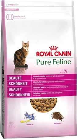 ROYAL CANIN Pure Feline Beautiful Hair 1,5 kg