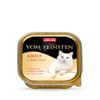 ANIMONDA Cat Vom Feinsten chuť pro dospělé kočky: hovězí + kuřecí 100g