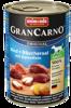 ANIMONDA GranCarno Adult Dog příchuť: uzený úhoř + brambory 400g