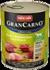 Animonda Dog Gran Carno Adult Original Hovězí,králík & bylinky 800g